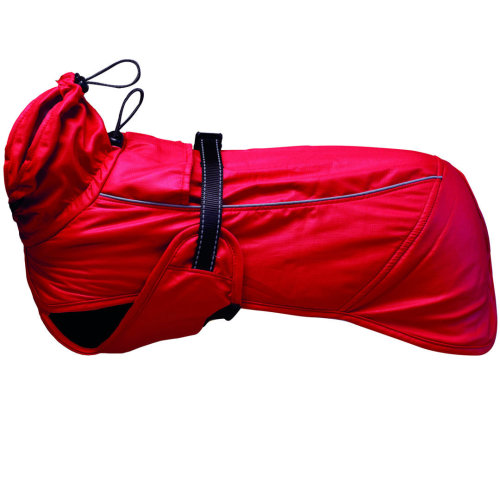 Muddy Paws Extreme Blizzard Dog Coat Red 50cm