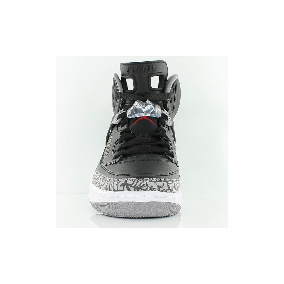 wholesale dealer d23c4 6f26b ... Nike Air Jordan Spizike Black Red Cement Size 9 UK 315371 034 - 1 ...