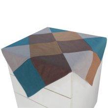Canvas Fridge Dust Cover Cabinet Dustproof Cloth Tablecloth
