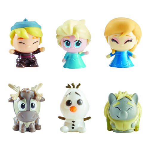 "Mash'ems ""Disney Frozen Fash'ems"" Collection Figure one at a time (Multi-Colour)"