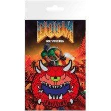 Doom Cacodemon Keyring