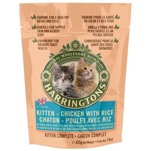 Harringtons Complete Kitten 425g (Pack of 5)