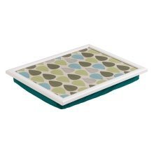 Green Leaf Lap Tray