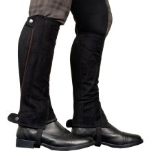 TBK Childs Synthetic Half Chaps