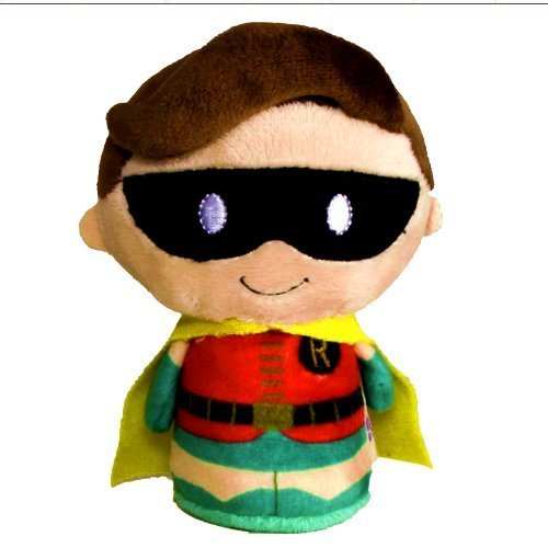 Robin Itty Bitty Hallmark DC Character Soft Toy
