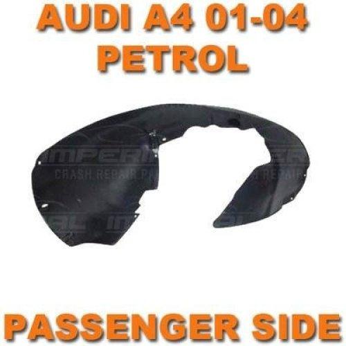 Audi A4 2001-2004 Left Passenger Front Wheel Arch Liner Inner Wing Splashguard