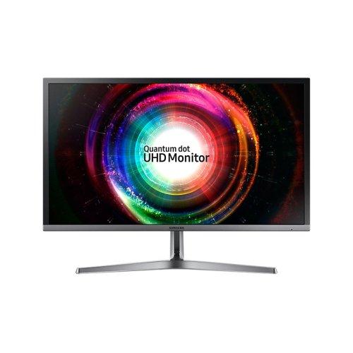 Samsung U28H750UQU 27.9  4K Ultra HD LED Flat Black computer monitor