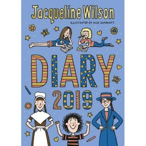 Jacqueline Wilson Diary 2019, The