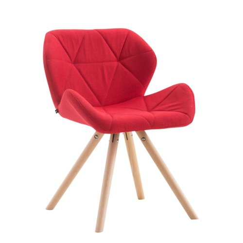 Visitor chair Tyler material Natura round