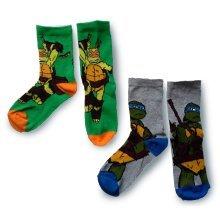 Turtles Socks - Pack of 2