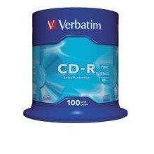 Verbatim CD-R Extra Protection CD-R 700MB 100pc(s)