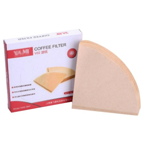 Set of 2 Tea/ Espresso /Coffee Accessories Coffee Filter Paper - V02