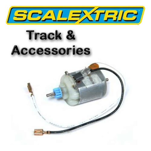 Scalextric Accessories - Motor Pack (With 2 Pinions)