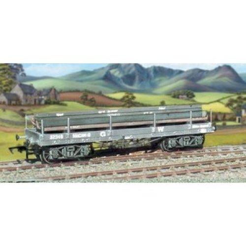 OO wagon kit - GWR Flat Bogie Bolster A + girder load - Ratio 562 - free post