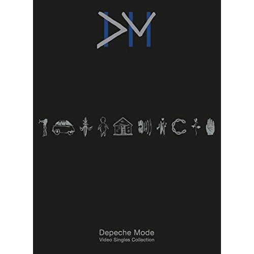 Depeche Mode - the Video Singles Collection [dvd] [ntsc]