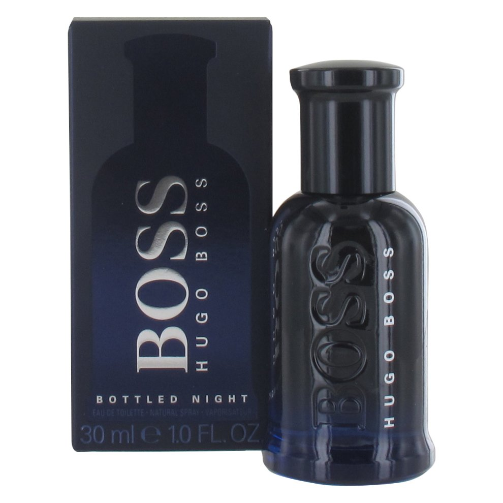 Hugo Boss Boss Bottled Night Eau De Toilette Spray 30ml