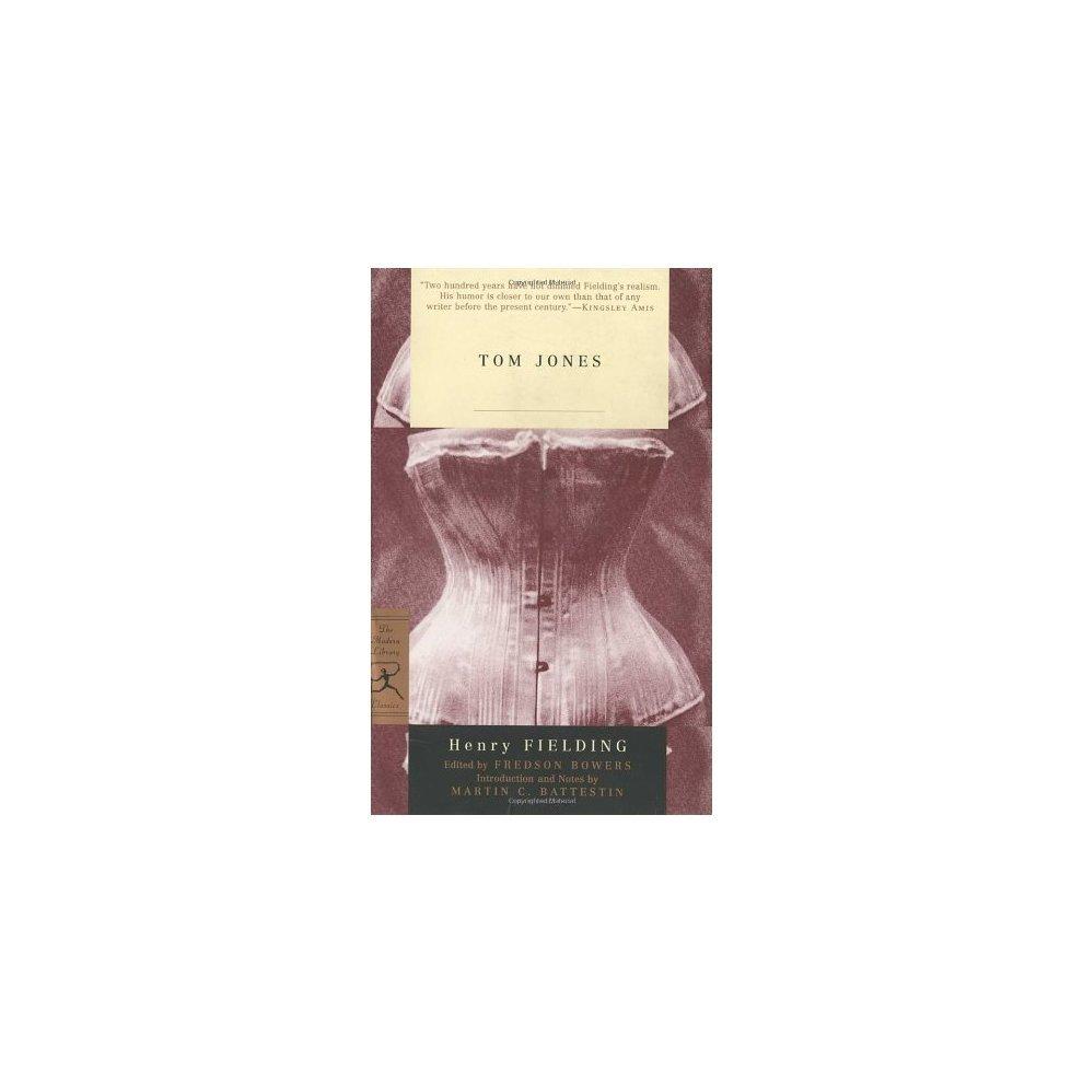 Tom Jones (Modern Library Classics)