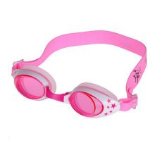 Lovely Children Waterproof Anti-fog Goggles Little Stars Swimming Goggles,Pink