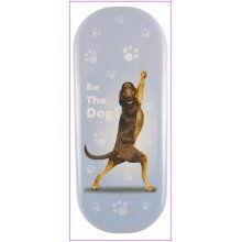 Be The Dog Glasses Case - Yoga Pets