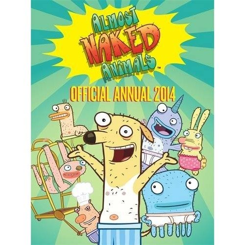 Annual 2014 (almost Naked Animals)