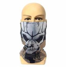 Men Women Outdoor Riding Skull Sports Scarf Dust Neck Face Mask Ski Sport Headband