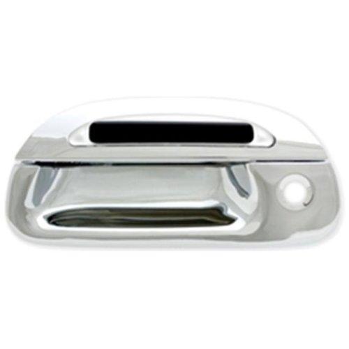 IPCW FLR97CT2 Ford F150, F250 Ld 1997 - 2003 LED Tailgate Handle, Chrome Red Led, Smoke Lens