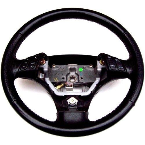 Mazda 6 Ts2 Diesel Black Leather Multi Function Steering Wheel GS120-00720