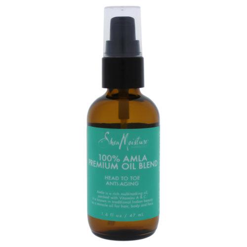 100 Percent Amla Premium Oil Blend by Shea Moisture for Unisex - 1.6 oz Oil
