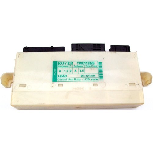 Rover 75 Body Control Unit ECU Module YWC112320
