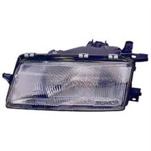 Vauxhall Cavalier Hatchback 1993-1995 Headlamp Electric Type Passenger Side L