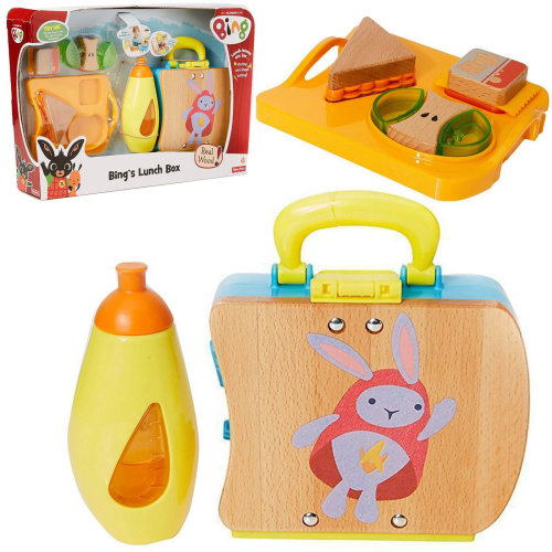 Fisher Price - Bing Bunny's Lunch Box
