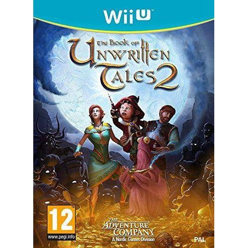 The Book of Unwritten Tales 2 Nintendo Wii U Game