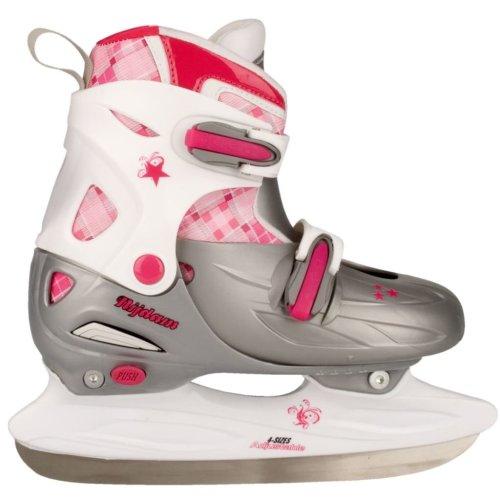 Nijdam Figure Skates Size 34-37 3020-ZWR-34-37