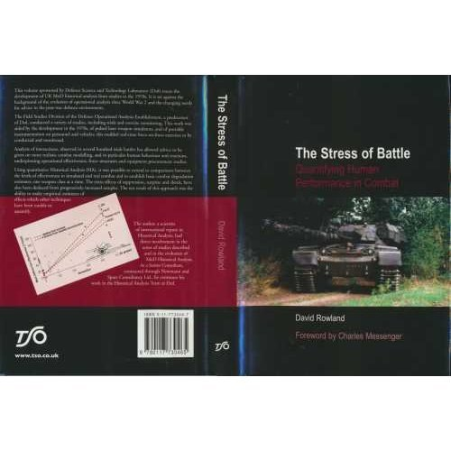 The stress of battle: quantifying human performance in combat