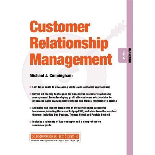 Customer Relationship Management (Express Exec)