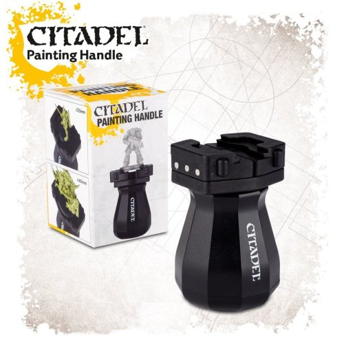 Warhammer Citadel Painting Handle