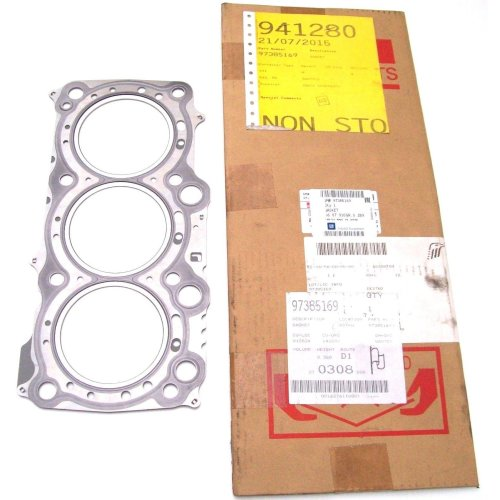 Vauxhall Opel Vectra C V6 Genuine New Cylinder Head Gasket Left Side GM 97385169