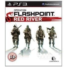 Operation Flashpoint Red River Sony Playstation 3 Ps3 Game