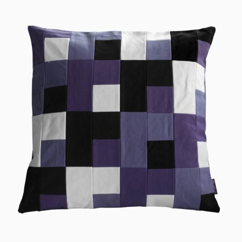 Splicing Decorative Pillows Elegant Body Pillows, Inner Included, 48*48cm