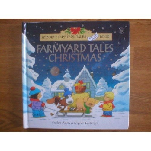 Farmyard Tales Christmas (farmyard Tales Flap Books)