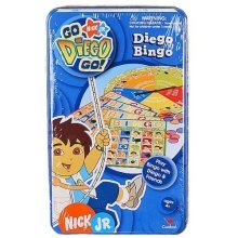 Go Diego Go Bingo