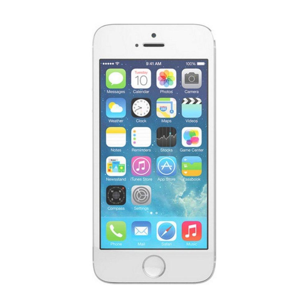 Tesco Mobile, 32GB Apple iPhone 5s Silver
