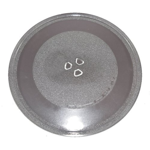 Microwave Turntable Glass 320mm Fits AEG and Baumatic Universal