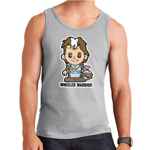 Lil Jayce and the Wheeled Warriors Men's Vest