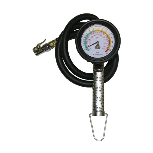 Alloy Tyre Inflator