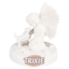 'memorial Memory 38417size 8x 12x 7cm Colour: Grey - Trixie Memorial Stone -  trixie memorial stone memory dog new