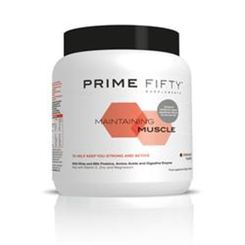 Prime Fifty Maintaining Muscle Strawberry 490g
