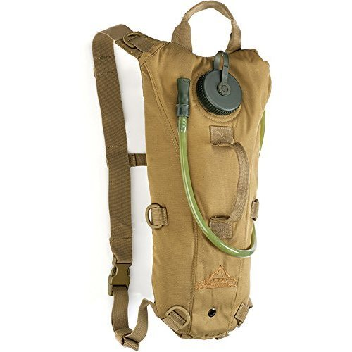 Red Rock Outdoor Gear Rapid Hydration Pack, Coyote