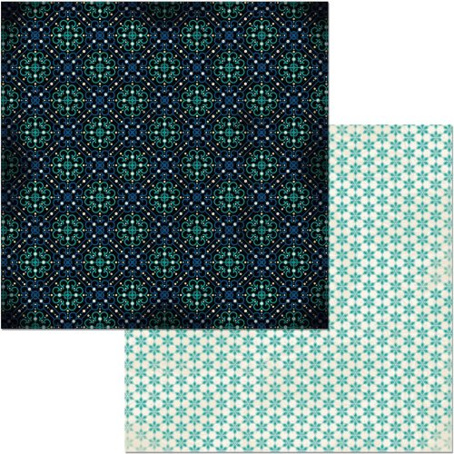 "Something Splendid Double-Sided Cardstock 12""X12""-Ritzy"