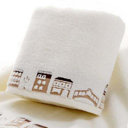 Large Sunset Beach/Shower Towel Hotle Beach Towel Cotton Towel Soft Bath Towel